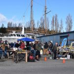 Port Townsend Marine Thrift Swap Meet 2019