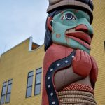 Northwest Maritime Center and Jamestown S'klallam Tribe Totem Pole